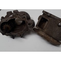Gearbox housing, Used
