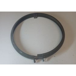 NOS, headlamp rim, Brass