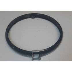 NOS, headlamp rim, black...