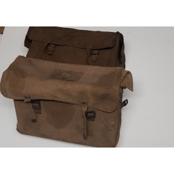 Saddlebags, Canvas